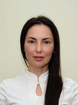 Захарова Ольга Вячеславовна